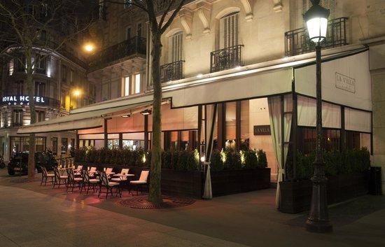 La Villa Paris  Avenue De Friedland