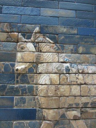 Museo de Pérgamo: Gates of Ishtar