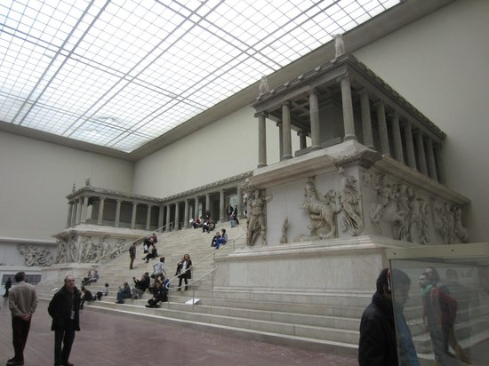 Museo de Pérgamo: Pergamon Alter