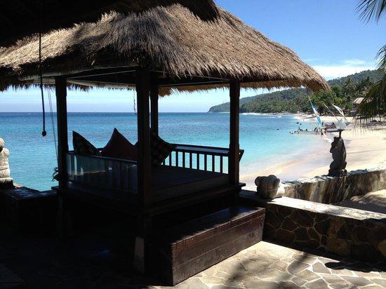 Puri Mas Boutique Resort & Spa : Beach