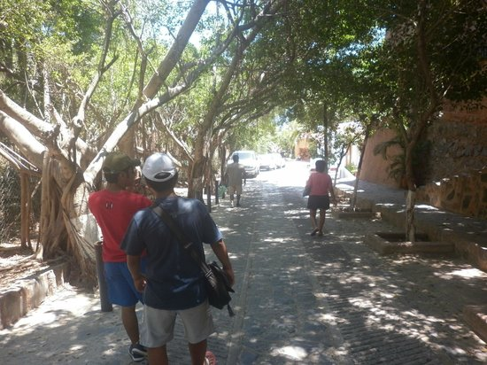 Playa la Ropa: Fotografiando el panorama.