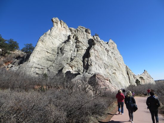 Garden of the Gods: Our hike