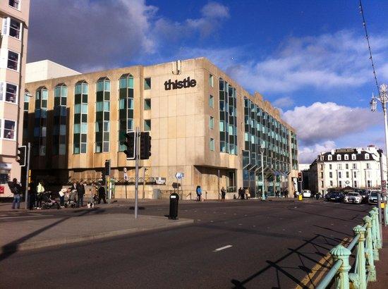 Jurys Inn Brighton Waterfront: Thistle