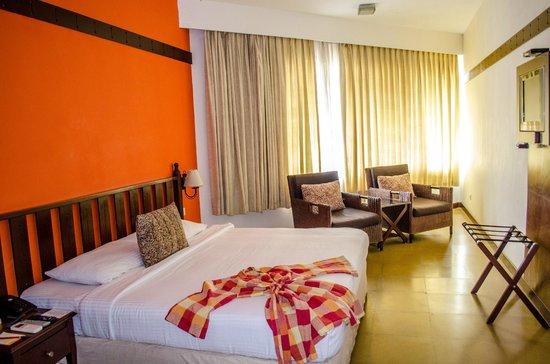 Sparsa Resort: Room with ocean view