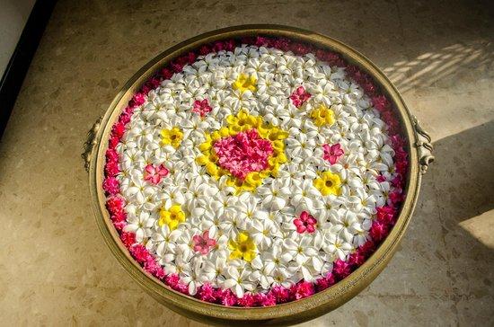 Sparsa Resort: Daily fresh flower