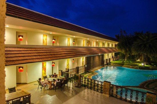 Sparsa Resort: Overview