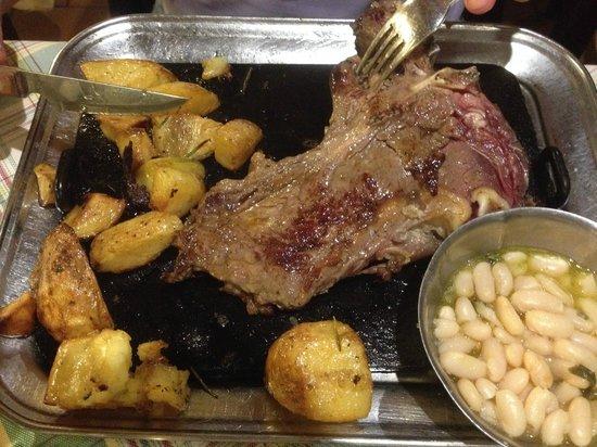 I Butteri: T Bone Steak