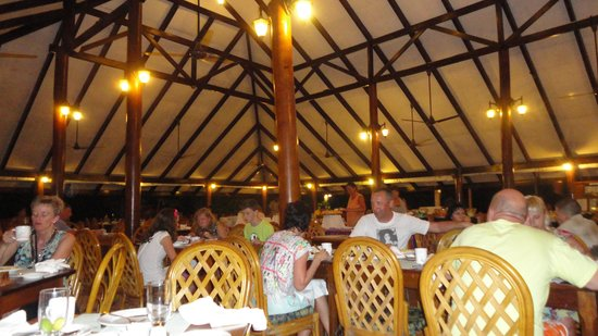 Fun Island Resort: ristorante
