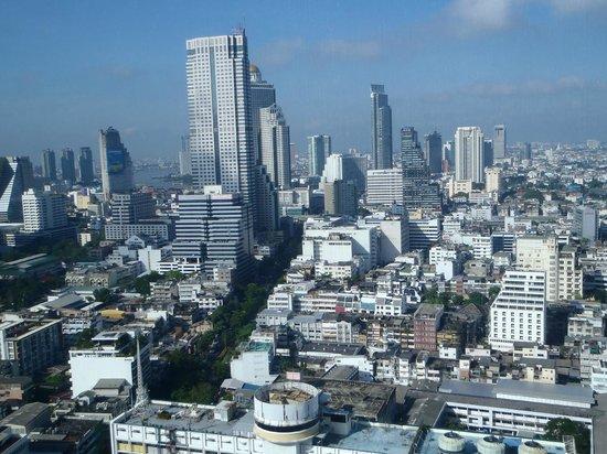 Pullman Bangkok King Power: vista quarto