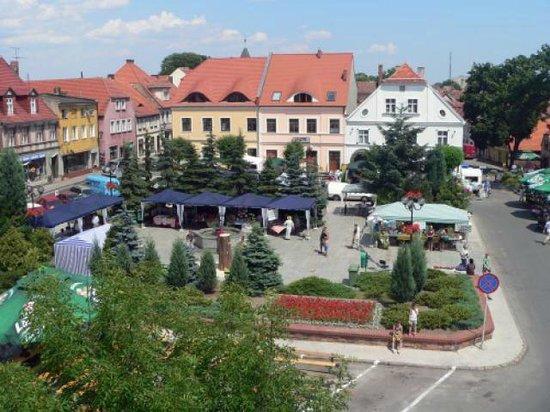 Miedzychod, Polen: Miasto