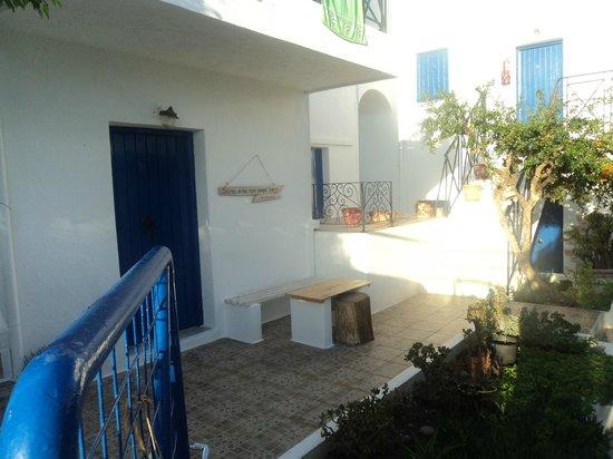 Papadakis Villas : From the balcony