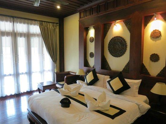 Sada Hotel: Чудо-резьба