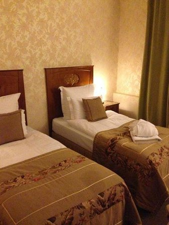 Hotel Palmenwald Schwarzwaldhof: Doppelzimmer Superior mit Twinbetten