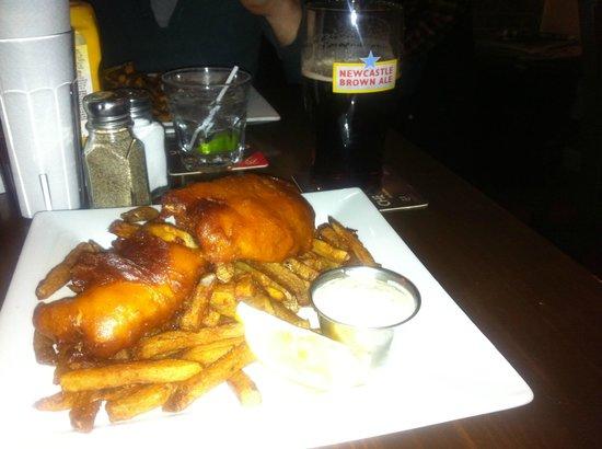 Duke & Devine's : Delicious Fish & Chips