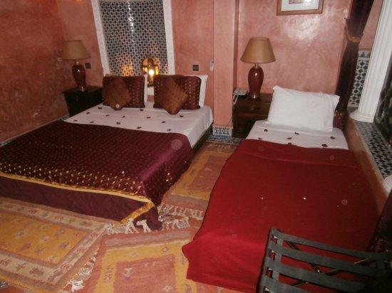 Riad 58 Blu: room 1 ground floor