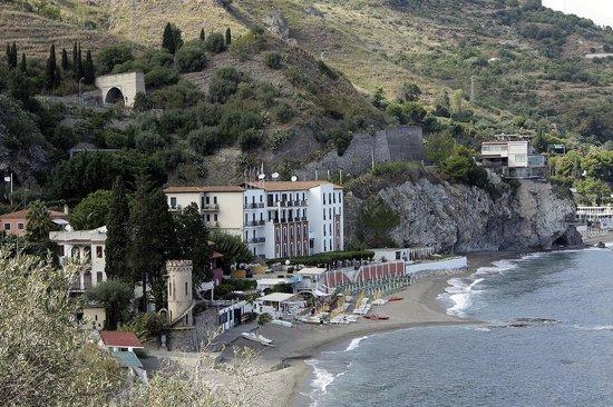 Lido Mediterranee Hotel : Вид на отель