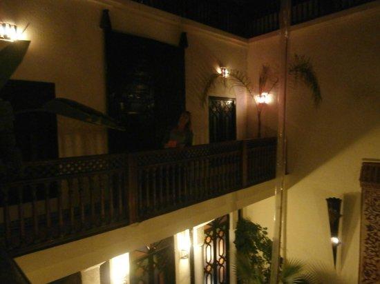 Riad 58 Blu: first floor room