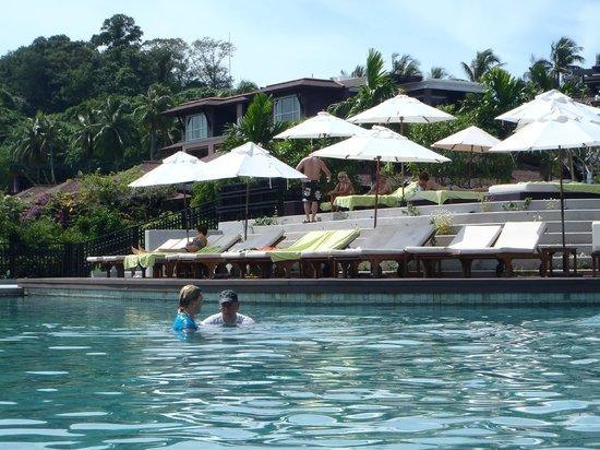 Pullman Phuket Panwa Beach Resort : piscina