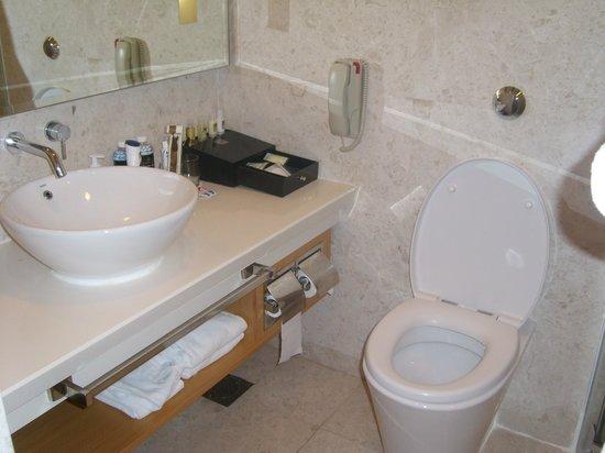 Park Hotel Clarke Quay : Bathroom