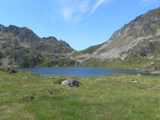 Le Sivarol : lac
