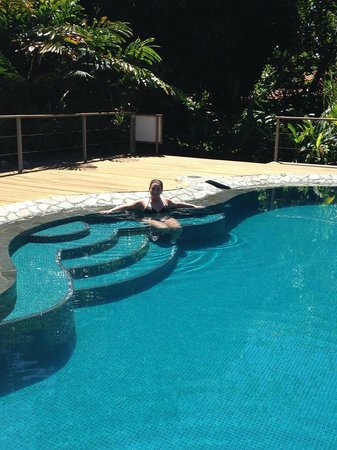 El Remanso Lodge: Pool
