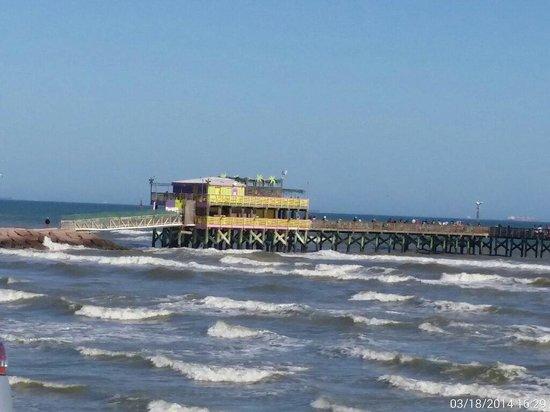 The Seawall: Galveston Seawall