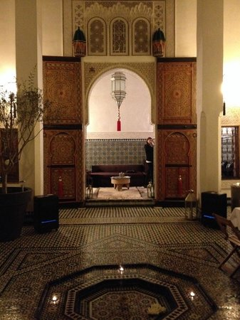 Dar 7 Louyat : Le Riad