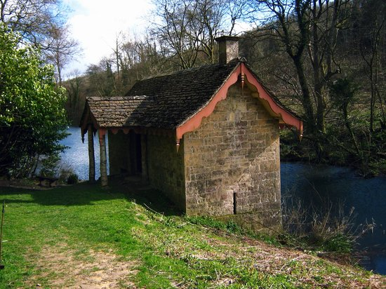 Woodchester Park: The Boat House