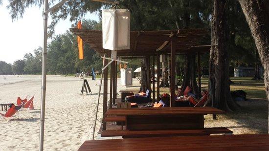 Costa Lanta : plage