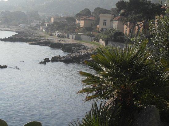 YHA Ostello di Palermo- Baia del Corallo: Panorama