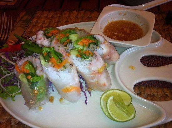 Victoria Angkor Resort & Spa: 🍱🍣🍥