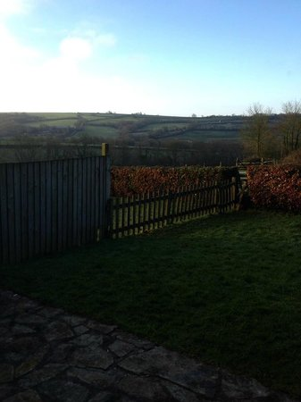 Kings Nympton, UK: Early morning views
