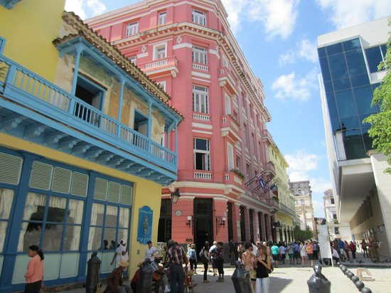 hotel ambos mundos picture of calle obispo havana