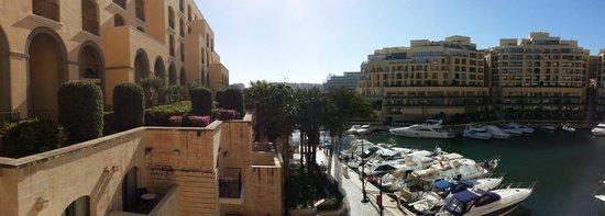 Hilton Malta : Vista