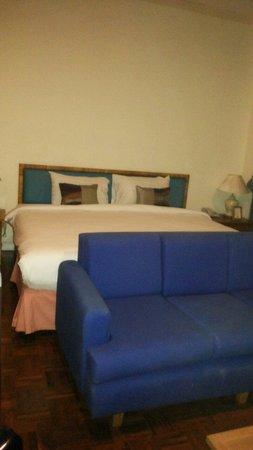 Karma Royal Boat Lagoon : Bedroom....