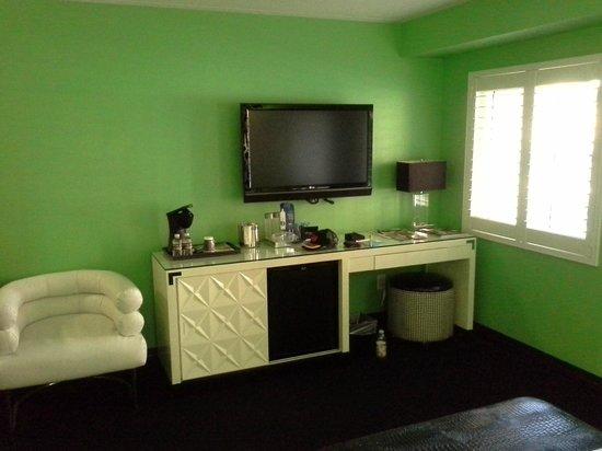 El Cortez Cabana Suites : Room