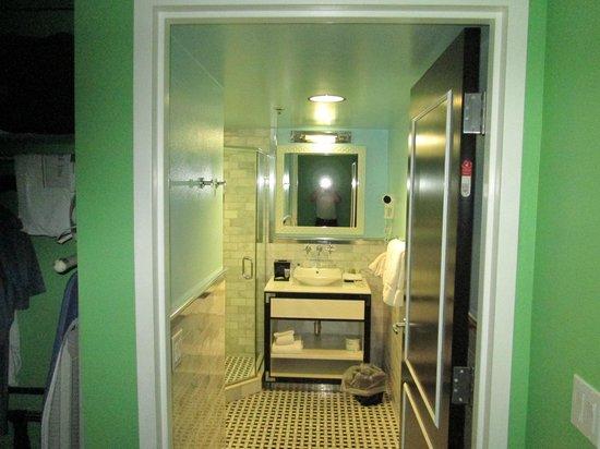 El Cortez Cabana Suites : Bathroom