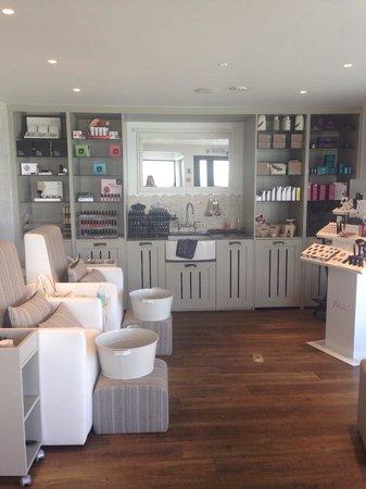 Carbis Bay Hotel & Estate: Fabulous spa