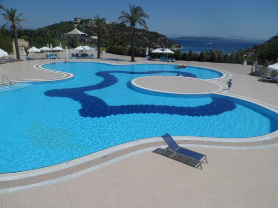 Hilton Bodrum Turkbuku Resort & Spa: pool