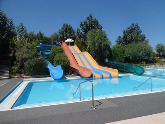 Hilton Bodrum Turkbuku Resort & Spa: slides