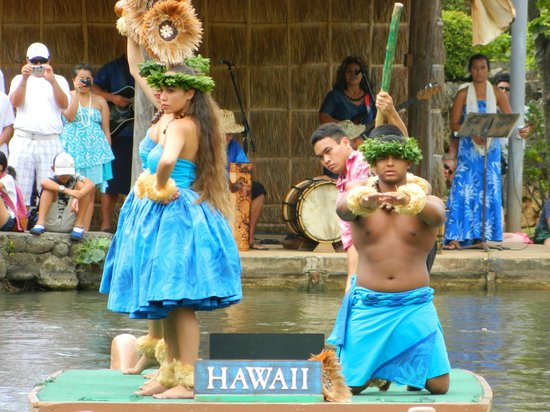 Polynesian Cultural Center : watching the show, great expereince
