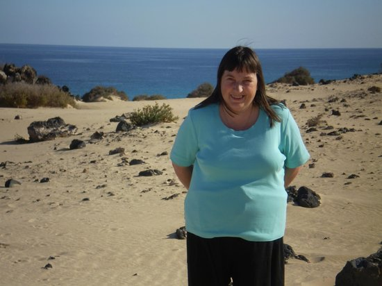 Lin's: barbara @ the sand dunes