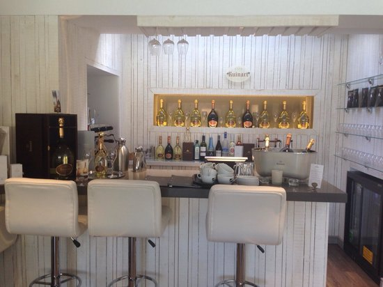 Carbis Bay Hotel & Estate: Fabulous spa & perfect for day / break with the girls