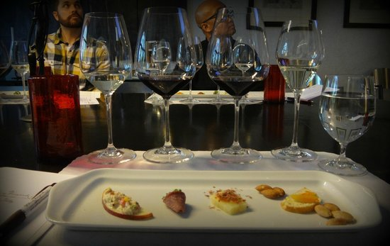 A Limo Excursion & Wine Tours: Private Tasting at Palmaz Winery
