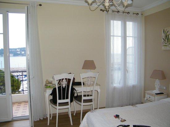 Hotel de la Darse: Chambre