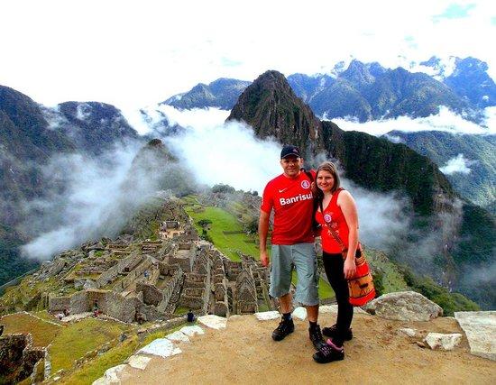 Machu Picchu: Na cidade sagrada dos Incas