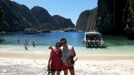 Karma Royal Boat Lagoon: Phiphi Island....