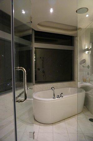 Bangkok Marriott Hotel Sukhumvit : bathroom
