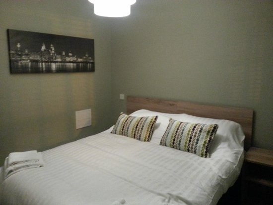 24 Catharine Street Hotel : Double Room