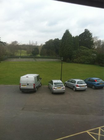 Bannatyne Spa Hotel: View from room 26